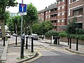 """Cycle facility"", Lissenden Gardens, NW5 - geograph.org.uk - 1534046.jpg"