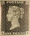 """""""Penny Black"""" postage stamps MET SF2002 236 1 img2.jpg"""
