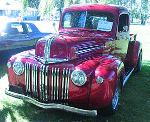 1941 Ford - A 1946 Ford pickup.