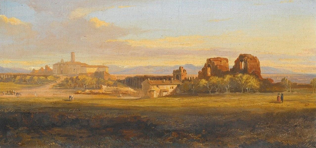roman aqueduct - image 7