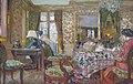 'Interior' by Édouard Vuillard, 1904, Pushkin Museum.JPG