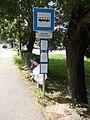 'Salgótarján, VOLÁN központ' bus stop, 2020 Salgótarján.jpg