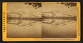 (Reflection of) Mount Lincoln and Donner Peak, from Donner Lake, from Robert N. Dennis collection of stereoscopic views.png