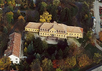 Ádánd - Image: Ádánd Palace