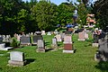 Église Bishop Stewart of the Holy Trinity - cimetière - 3.jpg