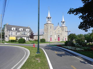 Châteauguay City in Quebec, Canada