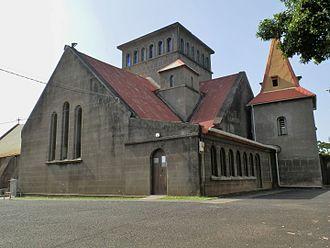 Vieux-Habitants - The Church of Saint-Joseph of Vieux-Habitants, classed as an historic monument