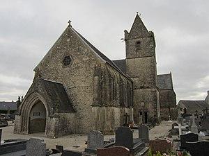 Église Saint-Pierre de Négreville