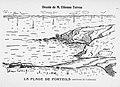 Étienne Terrus - Plage de Porteils (dessin de 1911).jpg