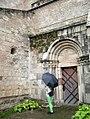 Ócsa - Premontrei kolostor, árpád-kori templom 4.jpg