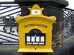 Öffentlicher-Sonder - Briefkasten- Deutsche Post -Germany Image 0001 Lupus in Saxonia.jpg