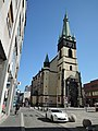 Ústí nad Labem, děkanský kostel Panny Marie a sv. Vojtěcha.JPG