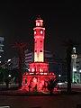 İzmir Clock Tower at night 02.jpg