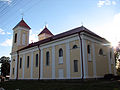 Šarašoŭ — Church of the Holy Trinity back2006.Jpg