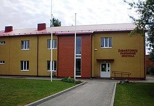 Žibartonių pagrindinė mokykla