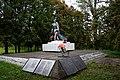 Бахматівці (23) Братська могила радянських воїнів.jpg