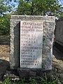 Братські могили партизан громадянської війни та воїнів Радянської Армії, с. Рубанівка 2.JPG