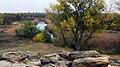 Вид на річку Молочну з Кам'яної Могили.jpg