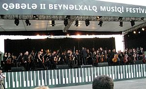 Qabala - Gabala International Music Festival.