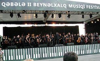 Qabala - Gabala International Music Festival.