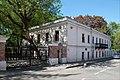 Дом Ф.Я.Гасса по Крапивенскому переулку. 1818г. - panoramio.jpg