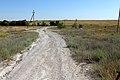 Дорога на карьер. Вид в южном направлении - panoramio.jpg