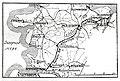 Карта к статье «Кильский канал». Военная энциклопедия Сытина (Санкт-Петербург, 1911-1915).jpg