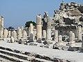 Колоннада одеона. Эфес. Сельчук. Турция. Июнь 2012 - panoramio.jpg
