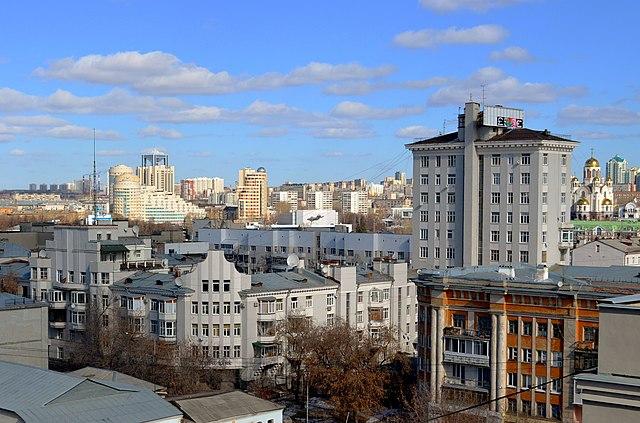 Второй Дом Советов (Екатеринбург)