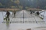 Курсанти-інженери облаштували 120-метрову мостову переправу (30442117492).jpg