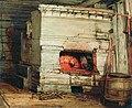 Максимов В.М. - Крестьянская изба - 1869.jpg