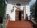 Миколаївська церква 1792 року побудови. м.Васильків. Центральний вхід..JPG