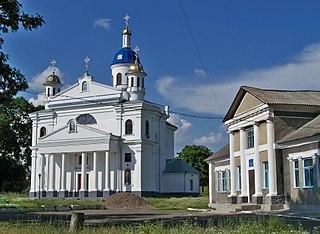 Mizoch Urban locality in Rivne Oblast, Ukraine