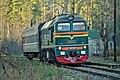 М62-1581, Россия, Санкт-Петербург, перегон Приветненское - Зеленогорск (Trainpix 78269).jpg