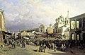 Нижний посад (базар) в Нижнем Новгороде..jpg