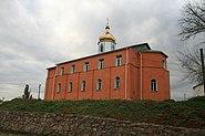 Новий монастир на місці старого