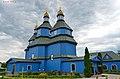 Острів. Свято-Михайлівська церква. 1740 рік.jpg