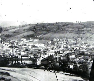 Grevena - Photo of Grevena (1900) by Manakis brothers