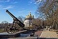 Пушка на Валу Чернигов Декабрь 2015 Фото 5.jpg