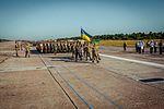 Підготовка Нацгвардії до військового параду на честь Дня Незалежності України 1126 (20479206802).jpg