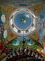 Розпис купола Свято-Троїцької церкви в смт. Диканька(1).jpg
