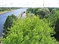 Рыбинск. Нижний подходной канал шлюзов - panoramio.jpg