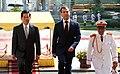 С Президентом Вьетнама Нгуен Минь Чиетом во время официальной церемонии встречи.jpg