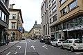 Ул. Нотр-Дам (Rue Notre-Dame). Вид в сторону площади Клерфонтэн. - panoramio.jpg
