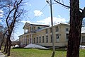 Усадьба Лазаревых (Фряново). Северный фасад.JPG
