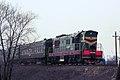ЧМЭ3-3012, Russia, Saratov region, Siding track 8-th km - Anisovka stretch (Trainpix 153368).jpg