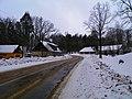 Шоссе Р86 в Даудзесе Autoceļš P86 Daudzesē - panoramio.jpg