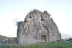 Georgian churches in Armenia - Image: Բգավոր եկեղեցի10
