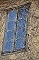 חלון של בניין הקליניקה, כיום חלק ממוזאון ראשון לציון.JPG