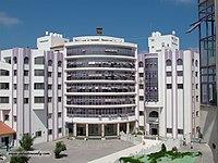 جامعة الازهر مبني الكليات الادبية